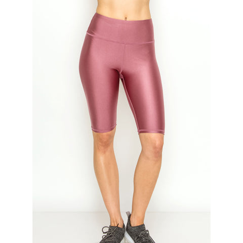 high waist workout shorts - Tights by Velma Canaday