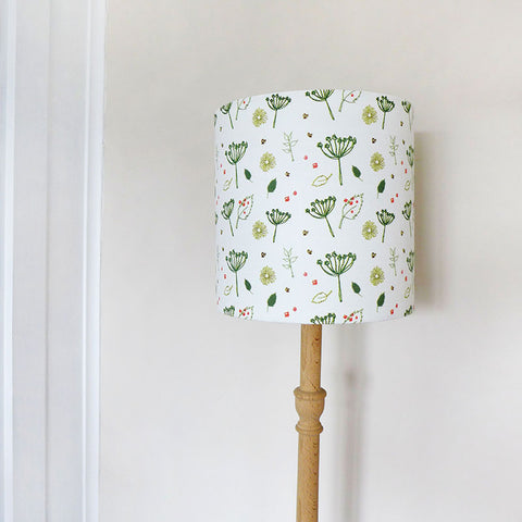 Countryside Linen Lampshade