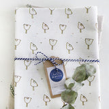 FABRIC BUNDLE - hens and peas