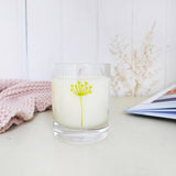 SOY CANDLE - Lemongrass and Lime