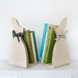 Birch Ply Bunny Bookends