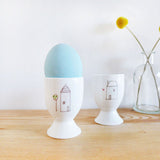 PAIR OF EGG CUPS - Neighbourhood