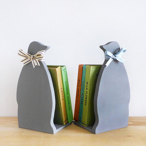 Little Penguin Bookends