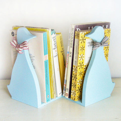 Puddle Duck Bookends
