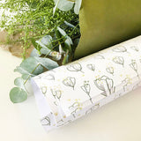 Buds Gift Wrap - Two Sheets