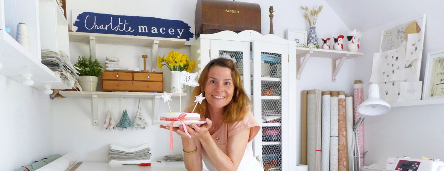 beautiful embroidered & printed linen homeware...