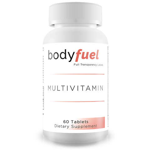 BodyFuel MultiVitamin - 60 Tablets
