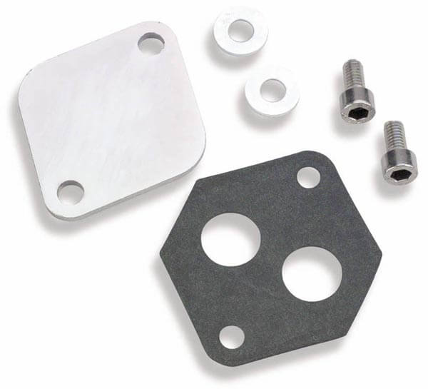IAC Block-Off Plate