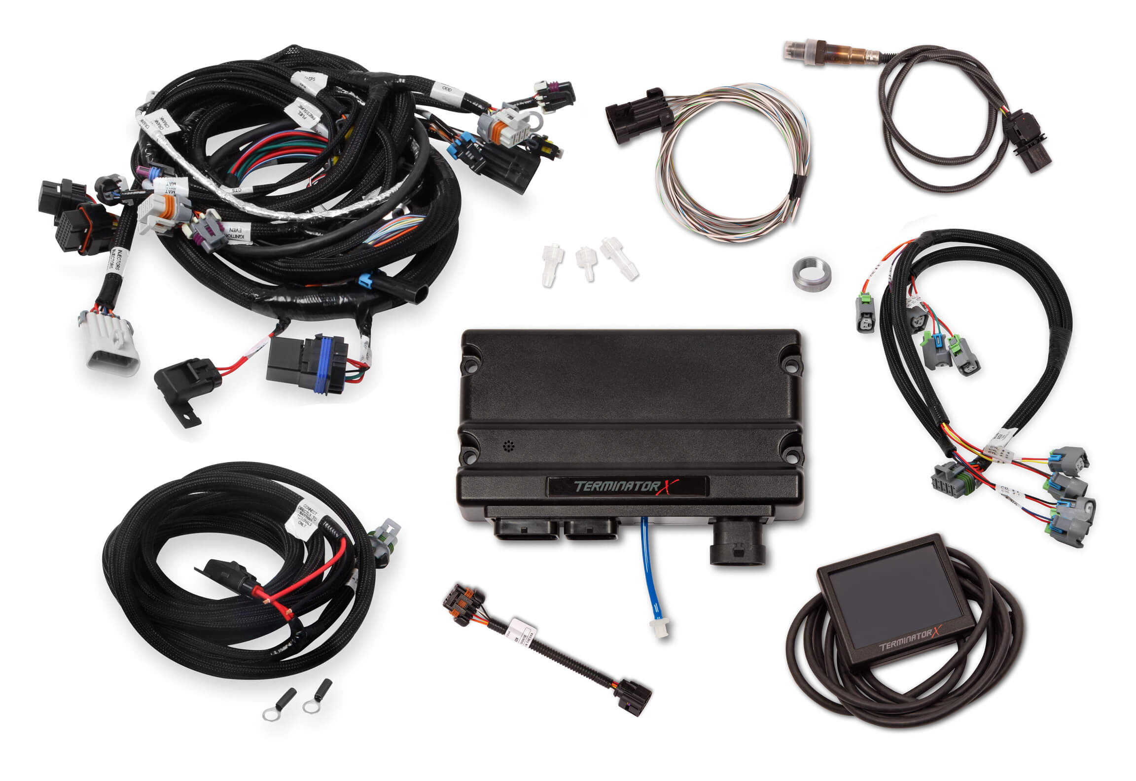 LS2/LS3 and Late 58X/4X LS Truck MPFI Kit With Terminator X OR Terminator X Max ECU