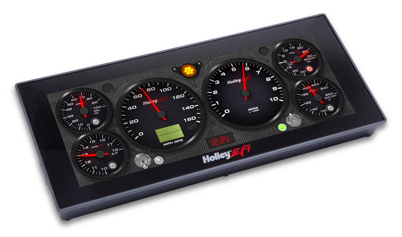 "HOLLEY EFI 12.3"" PRO DASH"