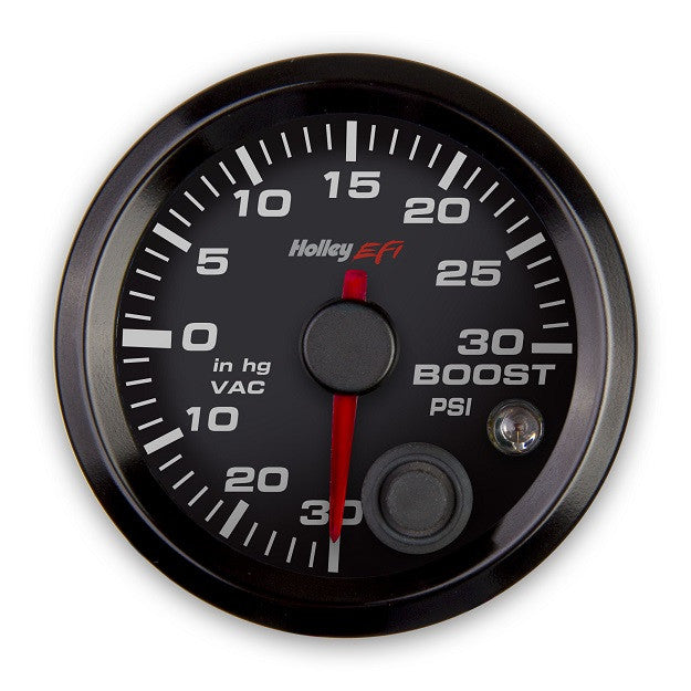 2-1/16 VACUUM/BOOST GAUGE, 30INHG-30PSI, CAN