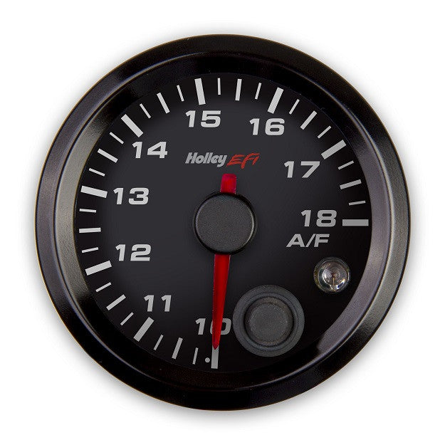 2-1/16 AFR LEFT GAUGE, 10-18, CAN, BLACK
