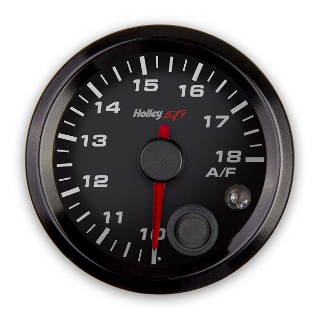 2-1/16 AFR RIGHT GAUGE, 10-18, CAN, BLACK