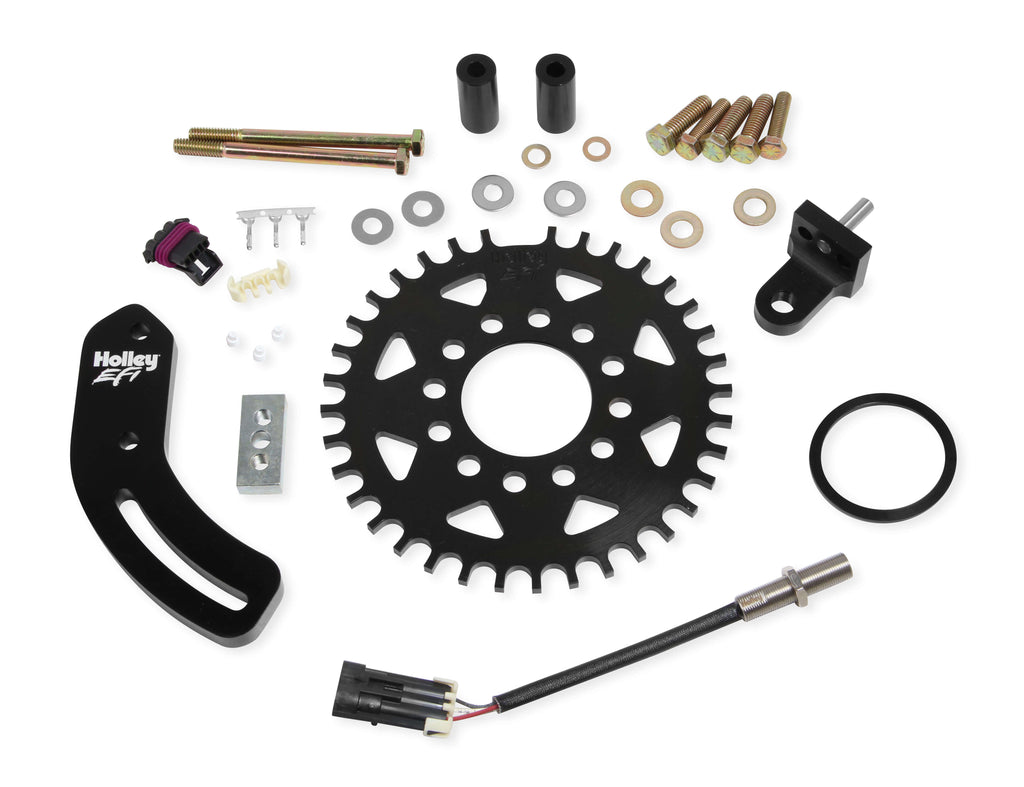 "CRANK TRIGGER KIT, 7 1/4"" INCH SMALL BLOCK FORD  36-1"