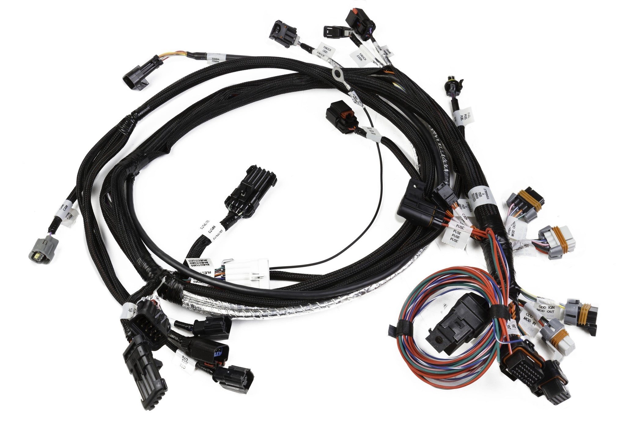 Redline Build A Kit Motorsports Inc Custom Efi Wiring Harness Hemi Main Early W Tps Iac