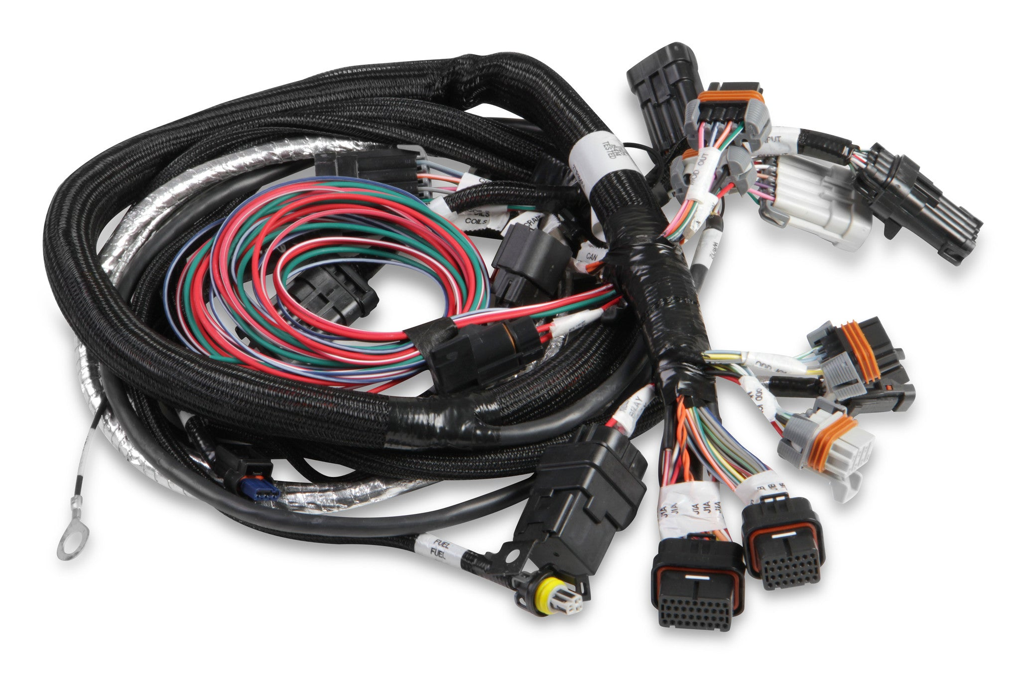 HEMI MAIN HARNESS, LATE, W/ TPS & IAC