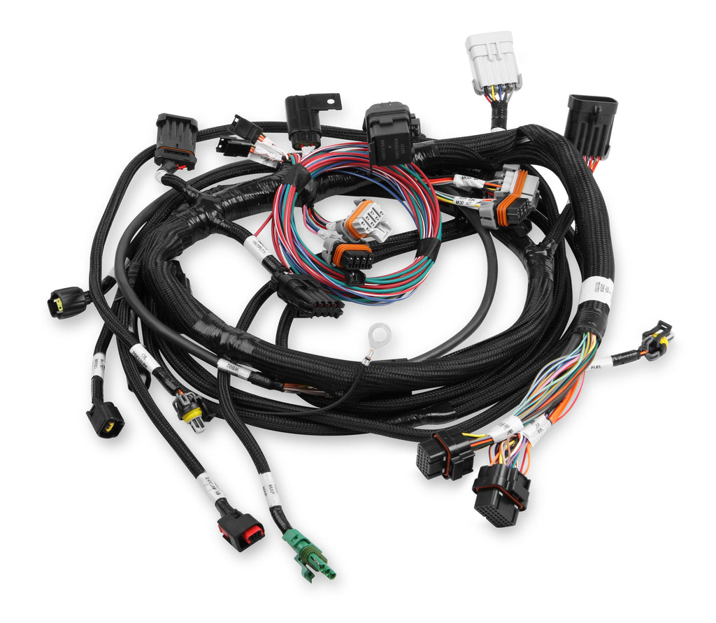 MAIN HARNESS, FORD COYOTE NON-VVT WITH SMART COILS