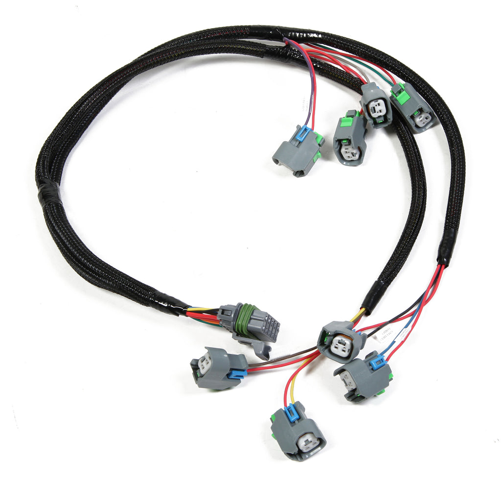All Products Ls Redline Motorsports Inc Efi Wiring Harness 44795 40295 Lsx Injector For Ev6uscar Style Injectors