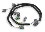 INJECTOR HARNESS, FORD, USCAR, EVENLY SPACED