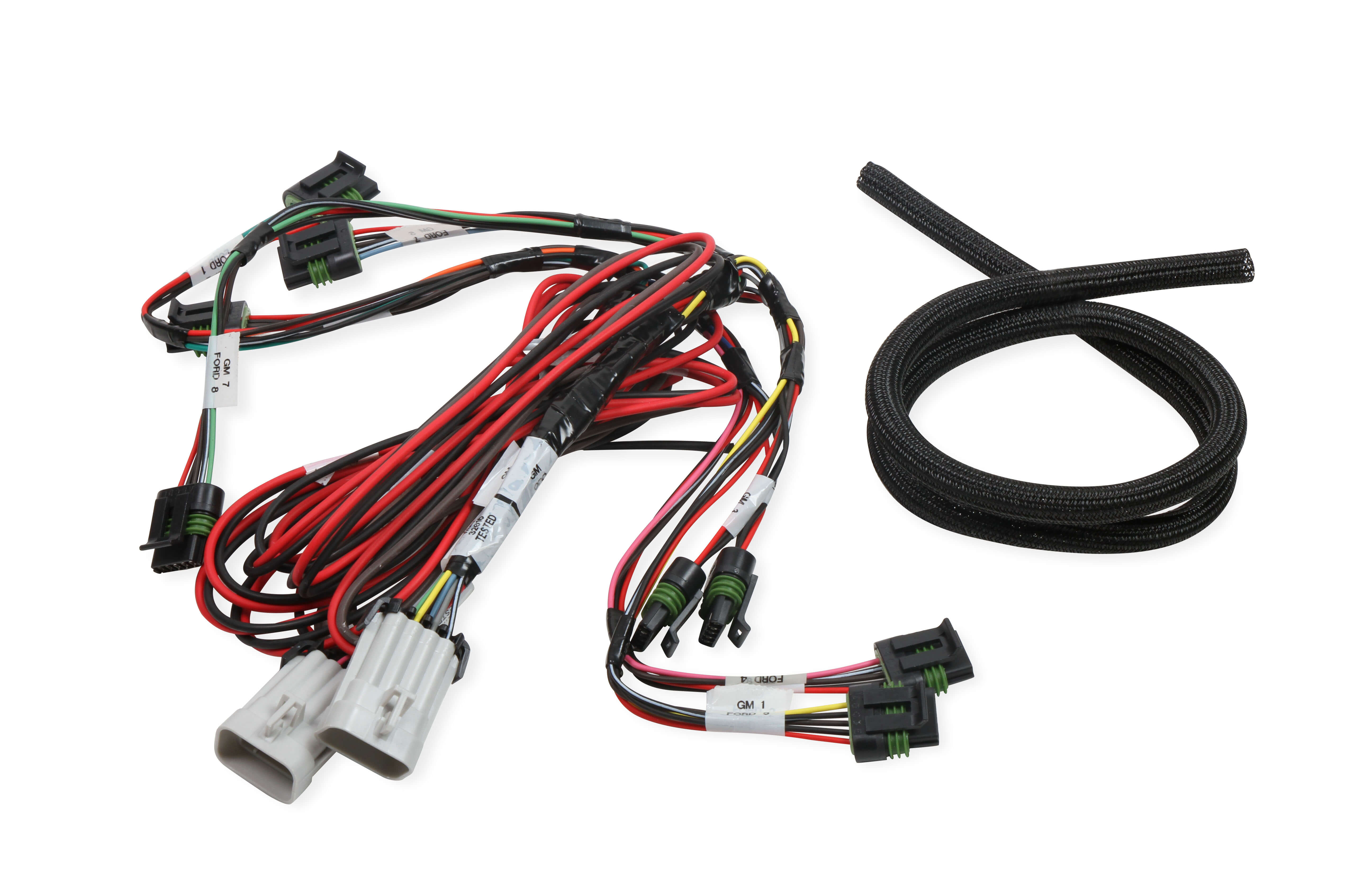 Big Wire Coil-Near-Plug Smart Coil Kit Near Wiring on
