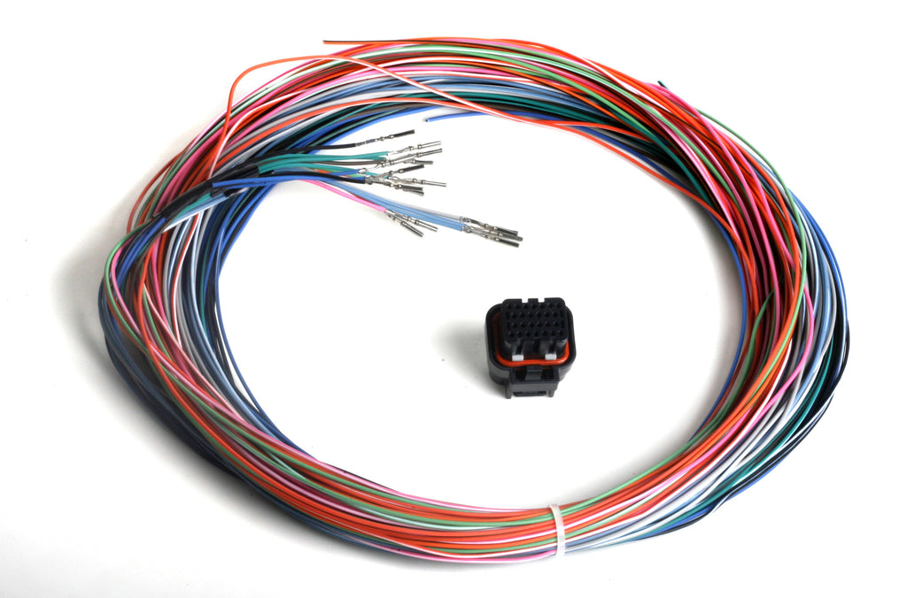 J2B CONNECTOR & HARNESS DOMINATOR EFI (For additional Injectors/ Water Meth)
