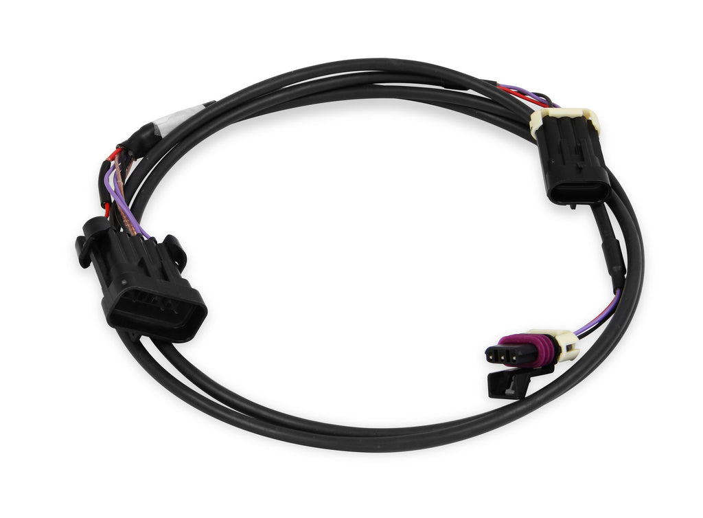 CRANK/CAM IGN. HARNESS. FOR FERROUS CRANK/MAGNETIC HALL EFFECT SENSORS