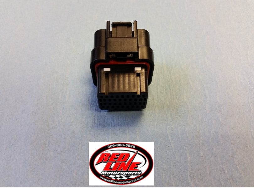 REDLINE J2A CONNECTOR for the DOMINATOR ECU