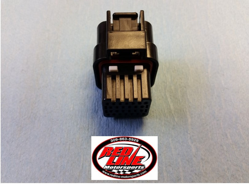 REDLINE J4 CONNECTOR for the DOMINATOR ECU
