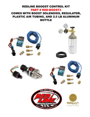 REDLINE TURBO BOOST CONTROL KIT WITH 2.5 LB BOTTLE