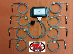 Redline 8 channel EGT Kit for the Holley Dominator ECU