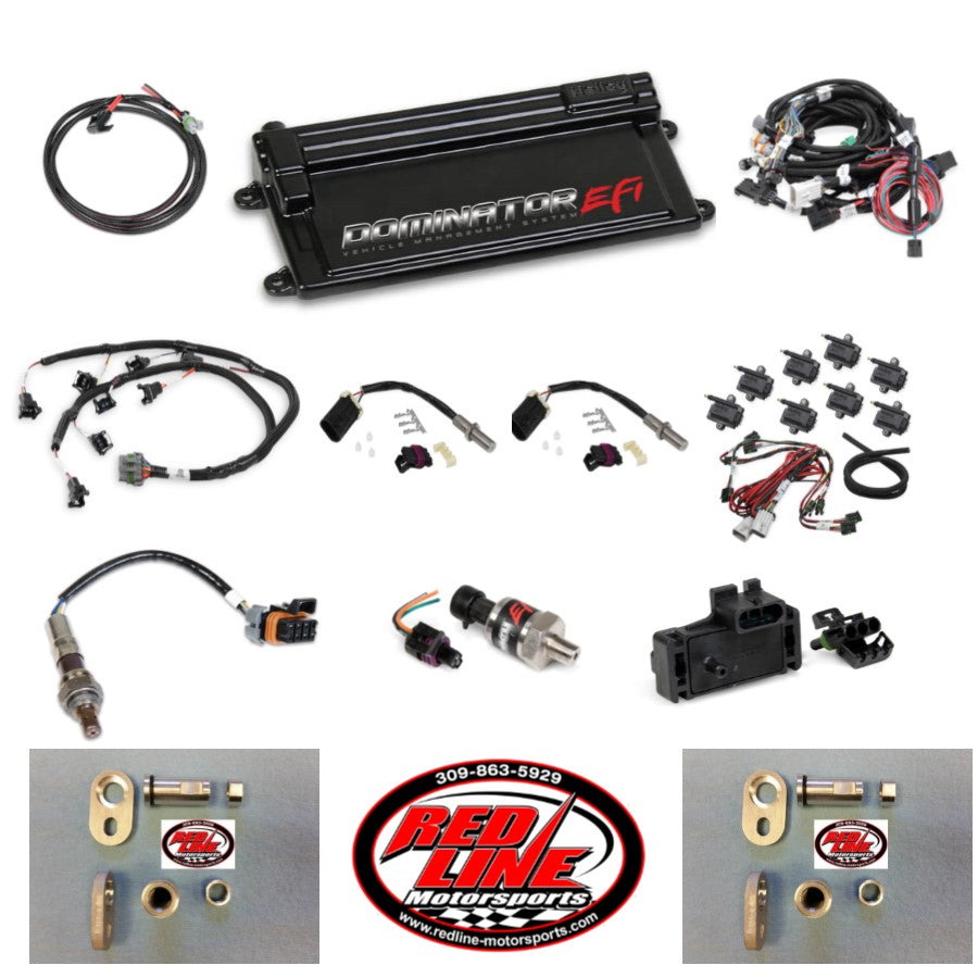 Single Turbo Mod Motor High HP Dominator Kit