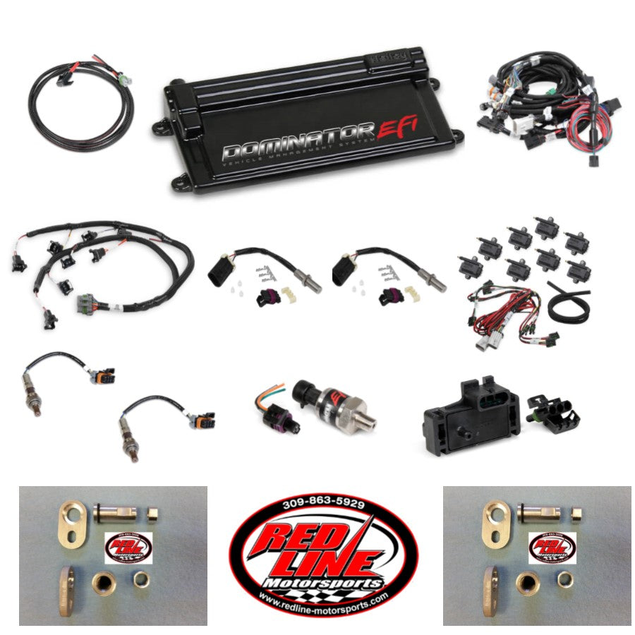 Twin Turbo Mod Motor High HP Dominator Kit