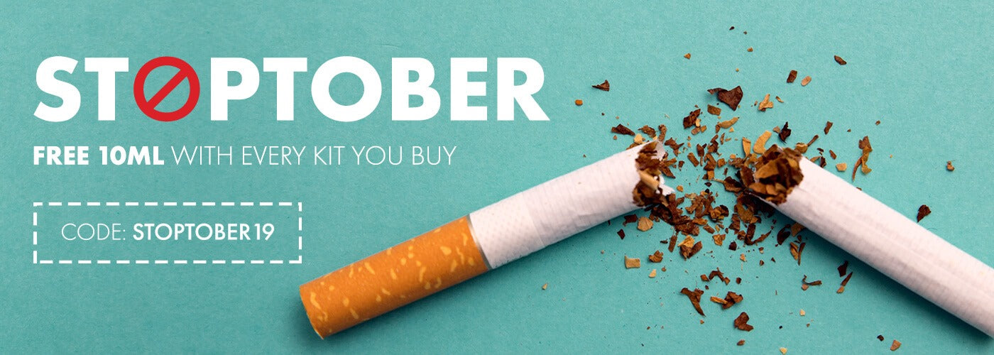 Stoptober 2019 House of Vapes London