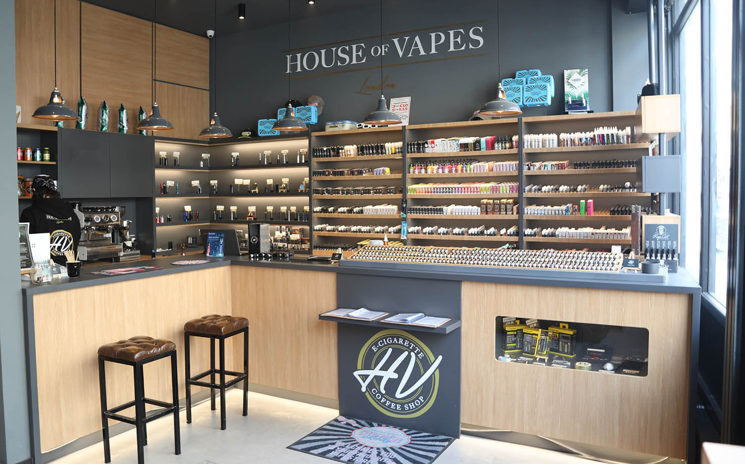 JUUL - House of Vapes - London