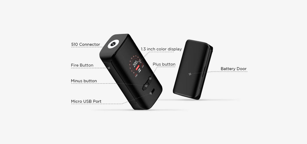 Augvape specifications