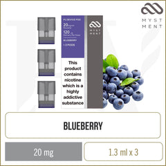 P1 Blueberry Pods