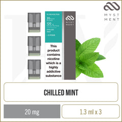 P1 Chilled Mint Pods