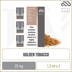 P1 Golden Tobacco Pods