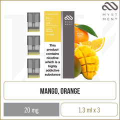 P1 Mango Orange Pods