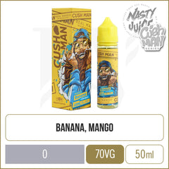 Cush Man Series Mango Banana 50ml