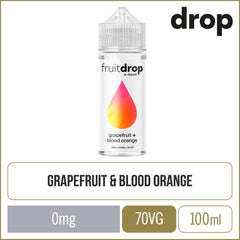 Fruit Drop Grapefruit Blood Orange E-Liquid 100ml