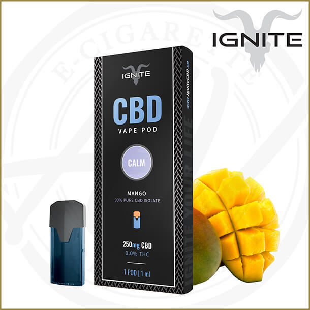 Ignite CBD | Mango Vape Cartridge