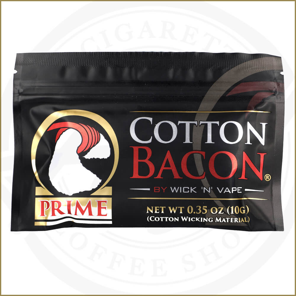 Wick'n'Vape | Cotton Bacon Prime