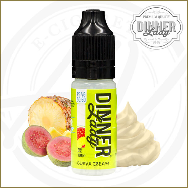 Summer Holidays 50/50 | Guava Cream
