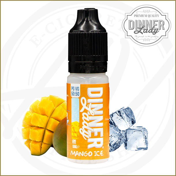Summer Holidays | Mango Ice (50/50)