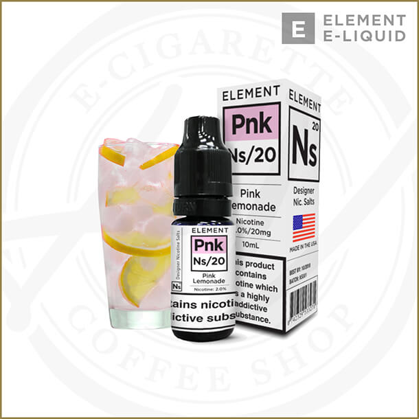 Element E-Liquids | Pink Lemonade