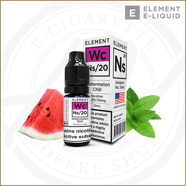 Element NS20 E-Liquids | Watermelon Chill