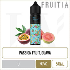 Passion Fruit Guava Punch