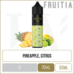 Pineapple Citrus Twist
