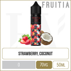 Strawberry Coconut Refresher